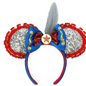 Disney Minnie Mouse Main Attraction Dumbo ears